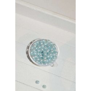 perles décoration de table bleu clair (sachet de 100)