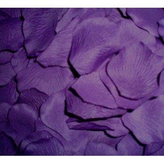 Pétales de roses mariage Parme (sachet de 100)