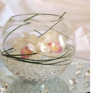Perles d'eau transparente(sachet de 10g)