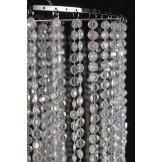 Suspension diamant acrylique