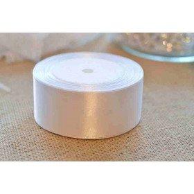 ruban blanc 4cmx20m