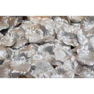 Pétales de roses argent (sachet de 50)