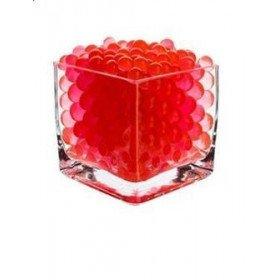 Perles d'eau rouge (sachet de 10g)