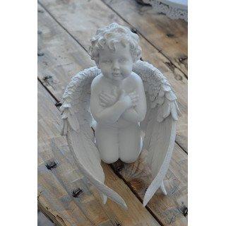 ange à genou