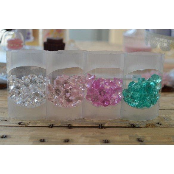 Diamant déco acrylique (boite 80g)
