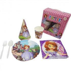 Kit anniversaire Princesse Sofia