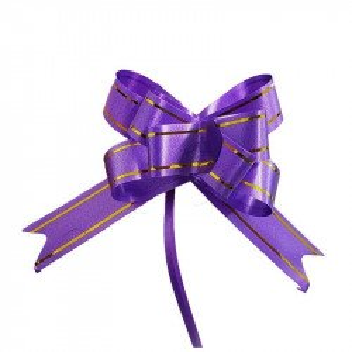 Noeuds automatique violet