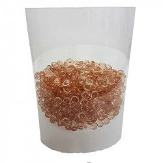 Perles de pluie rose clair 7mm (boite de 80g)