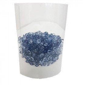 Perles de pluie gris foncé 7mm (boite de 80g)