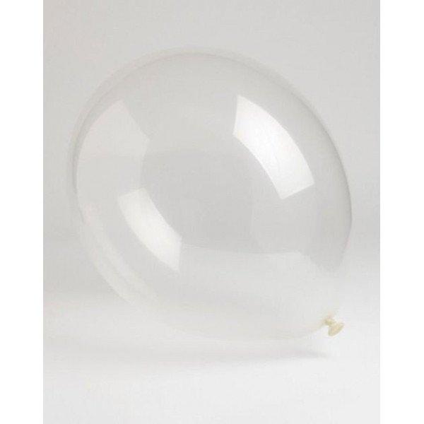 Ballons transparent (sachet de 24)