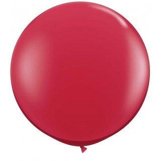 Ballons géant rouge 70cm