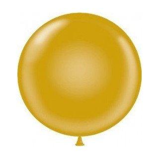 Ballon géant or 70cm