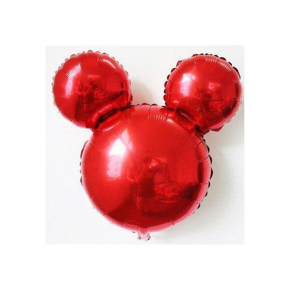 Ballon mickey rouge 29cm