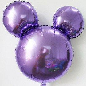 Ballon minnie violet 45cm