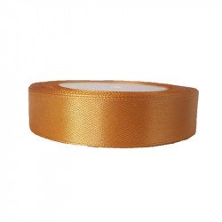 Ruban satin cuivre 2cm X 20metres