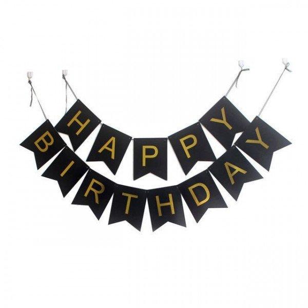 Guirlande joyeux anniversaire