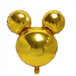 Ballon mickey or 29cm