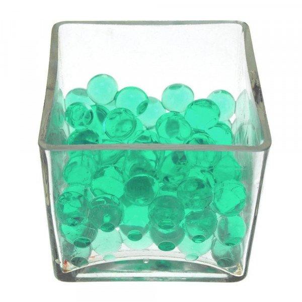 Perles d'eau vert d'eau (sachet de 10g)