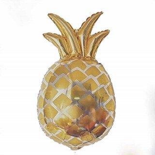Ballon ananas doré