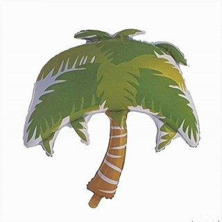 Ballon géant palmier