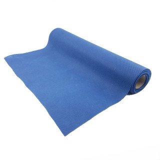 Rouleau effet tissus bleu marine (5m)