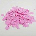 Confettis rond papier rose (sachet de 25g)