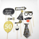Kit photobooth 50 ans