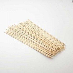 Pic bambou brochette 25 cm (sachet de 50)