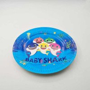 10 Assiettes Baby shark