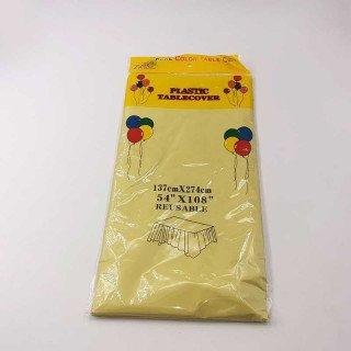 Nappe jaune (1.37mx2,74m)