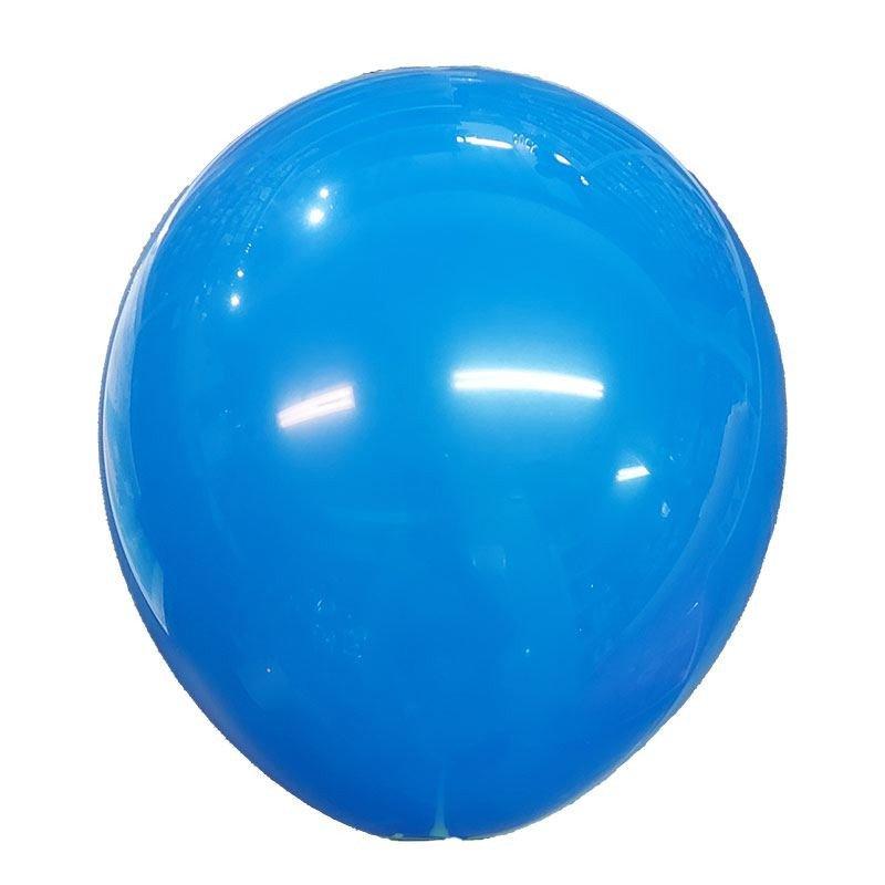 Ballons bleu roi (sachet de 24)