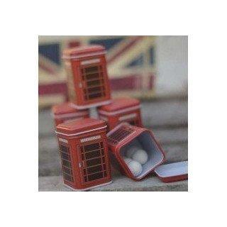 Boite dragées cabine téléphone London