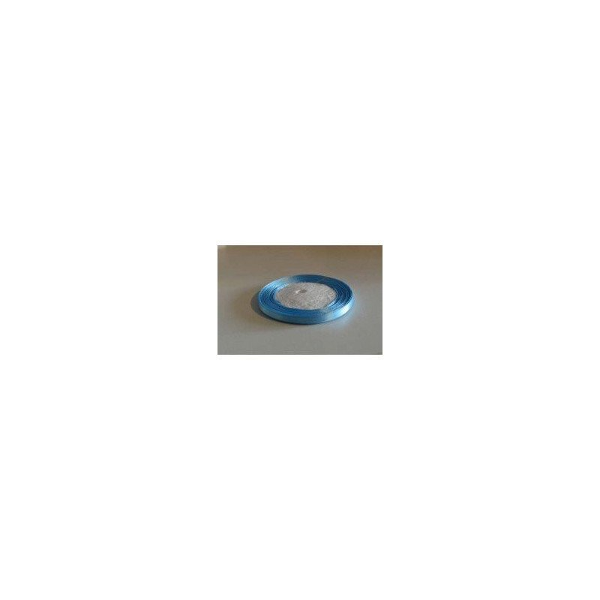 Ruban satin bleu turquoise 0.6mmX20m
