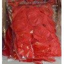 Pétales de roses mariage rouge (sachet de 50)