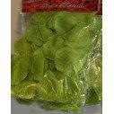 Pétales de roses mariage Vert anis (sachet de 50)