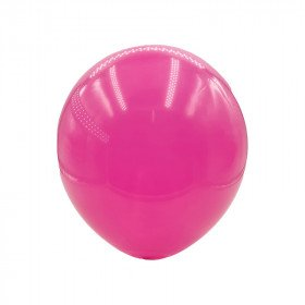 ballon fushia