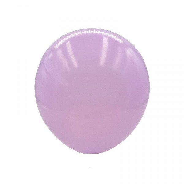 ballon parme pastel