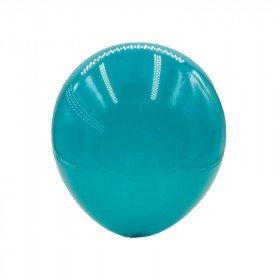 ballon bleu canard