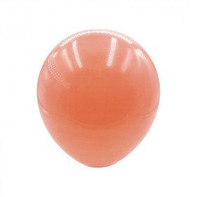 ballon rose corail
