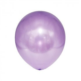 Ballons nacrés violet...