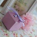 Boîte à dragées  en carton