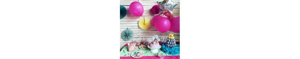 Décoration gâteau anniversaire