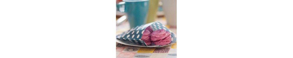 Sachets de bonbons en papier