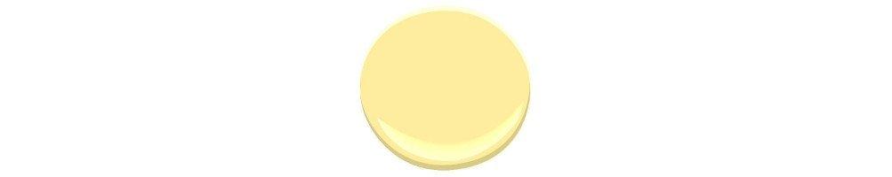 Décoration anniversaire jaune