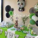 Décoration anniversaire panda